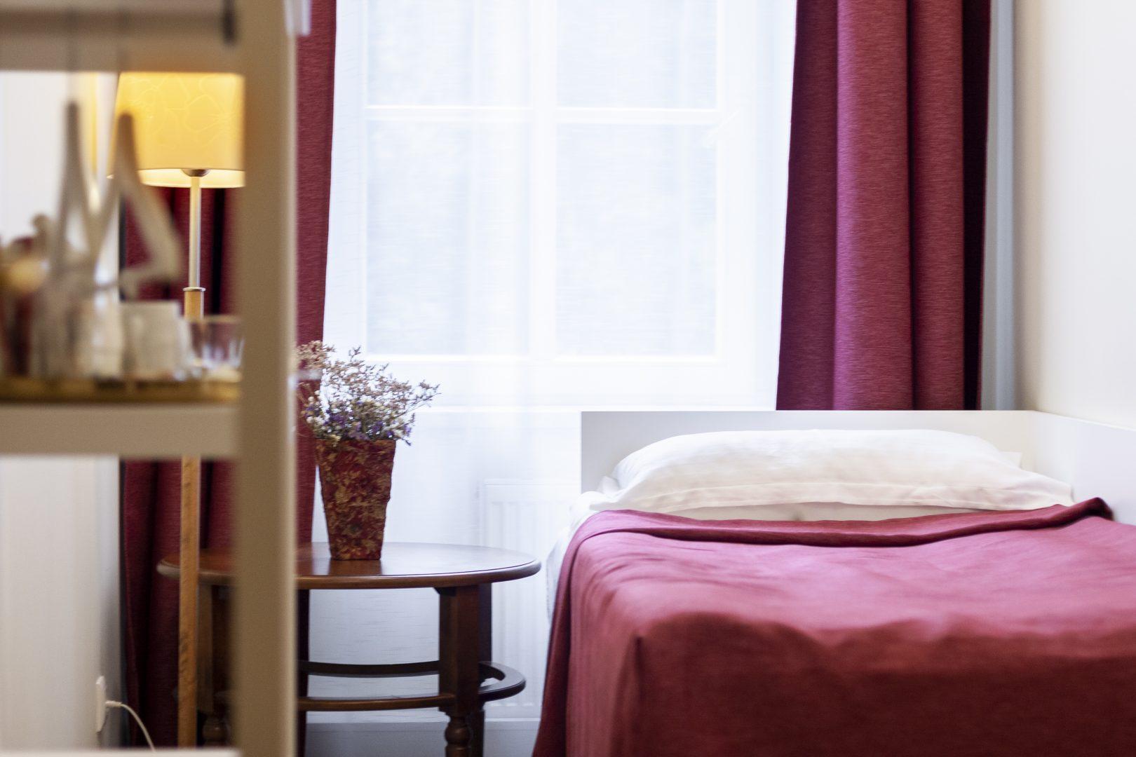 Standartinis vienvietis kambarys